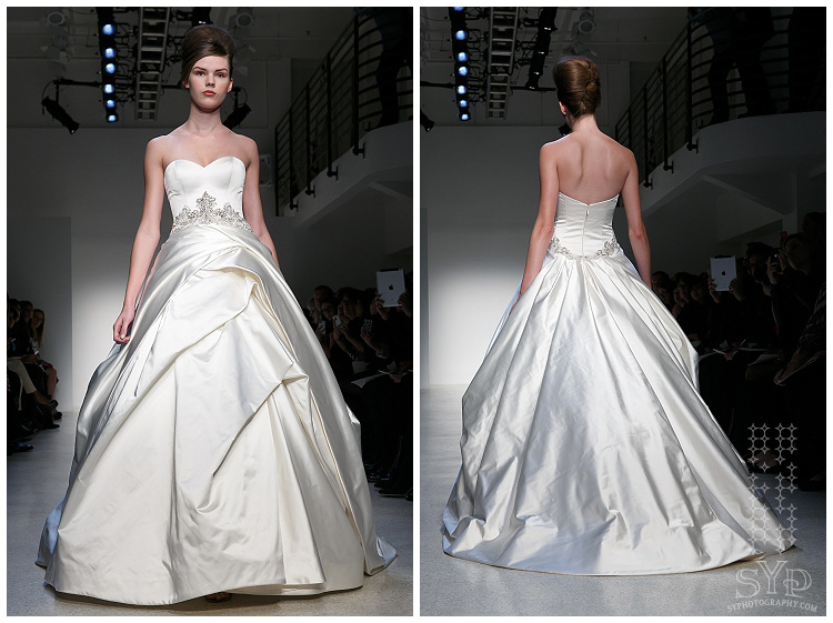 Kenneth Pool 2013 Bridal Collection