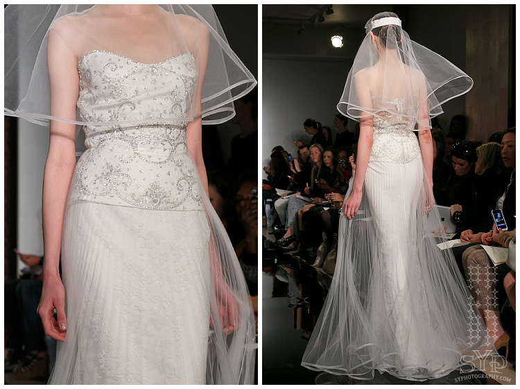 Reem Acra Fall 2013 Wedding Dress Collection