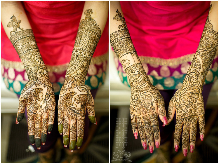 Mehndi Night : New york wedding photographer chicago philadelphia miami:13