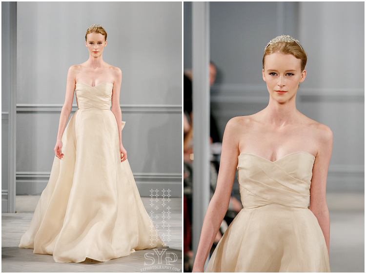 SYPhotography Monique Lhuillier Spring 2014