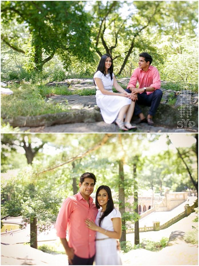 NJ Southasian wedding photographer Engagement session