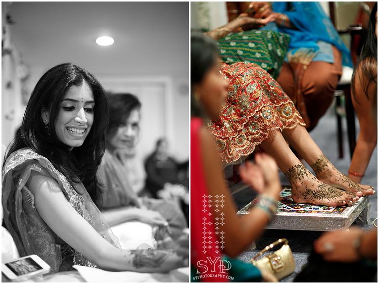 Nj Indian Wedding Photographer Mehndi