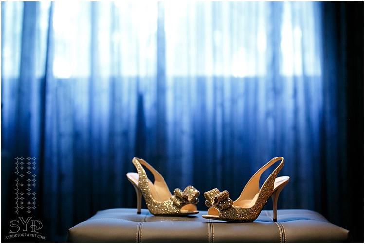Kate Spade shoes NJ Indian wedding photographer