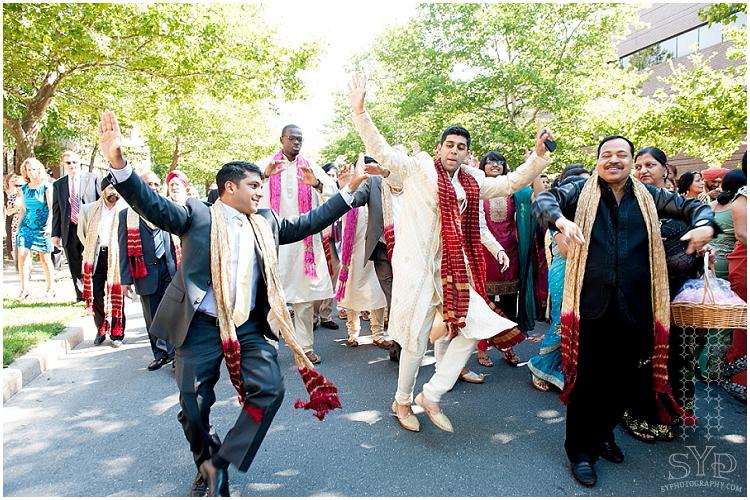 Hyatt Princeton Indian wedding Southasian