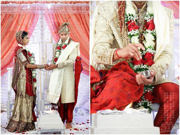 Princeton NJ Hyatt Indian wedding ceremony Event Nirvana