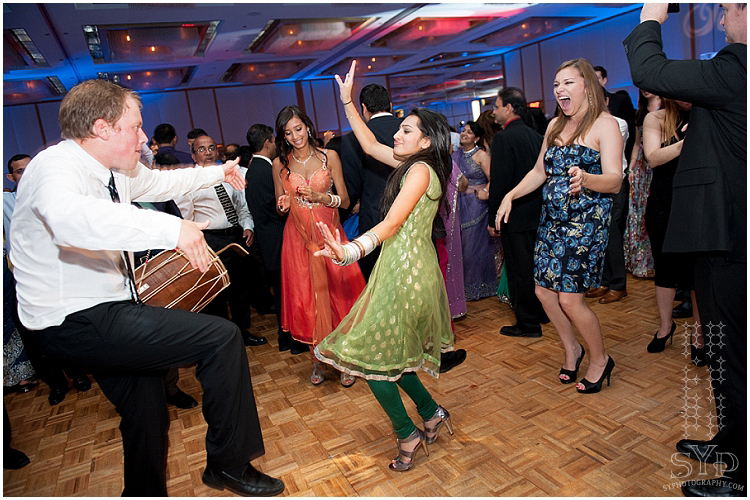 party time Indian wedding NJ