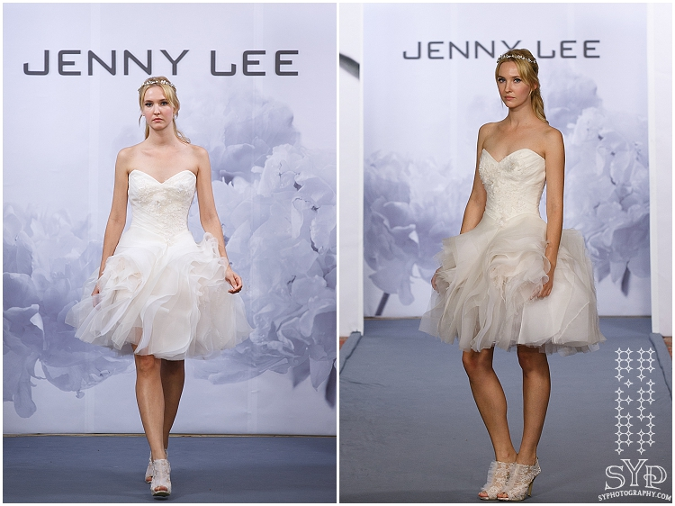 Jenny Lee 2014 Fall Bridal collection